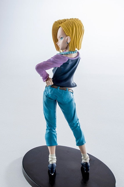 Action Figure - Bulma, Chichi, Androide 18 - Dragon Ball Z - Reino Geek