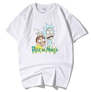 Camiseta - Rick e Morty - Reino Geek