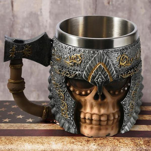 Caneca Ornamental - Viking - Reino Geek