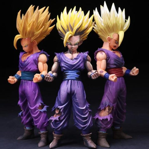 Action Figure - Gohan SSJ2 - Dragon Ball Z - Reino Geek