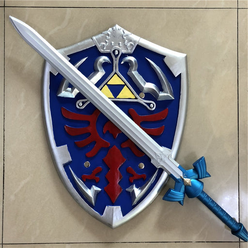 Relíquia - Espada e Escudo - The Legend of Zelda - Reino Geek