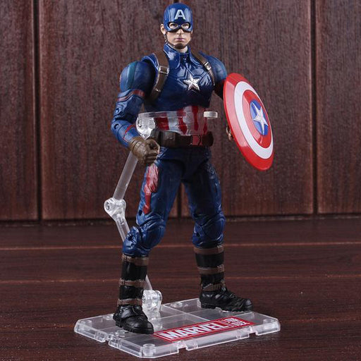 Action Figure - Capitão América - Guerra Civil