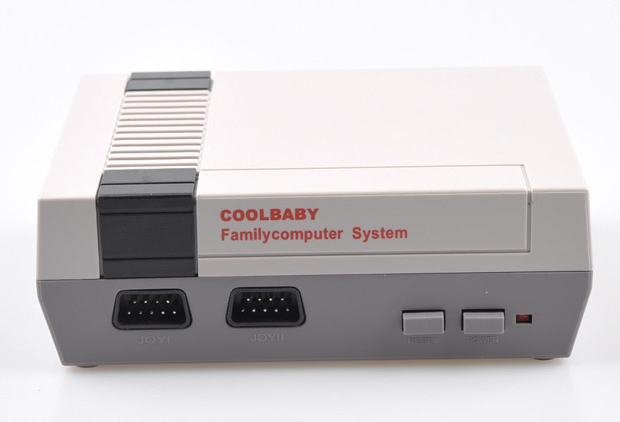 Video Game - Coolbaby | HDMI/AV | Jogos Clássicos
