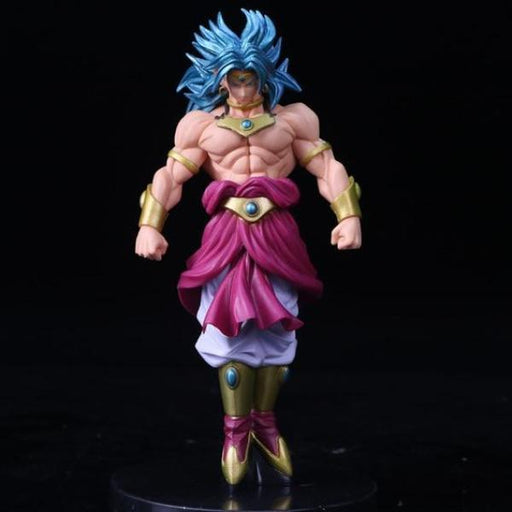 Action Figure - Dragon Ball Z - Broly - Reino Geek