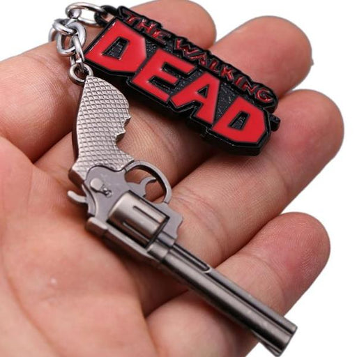 Chaveiro - The Walking Dead - Reino Geek