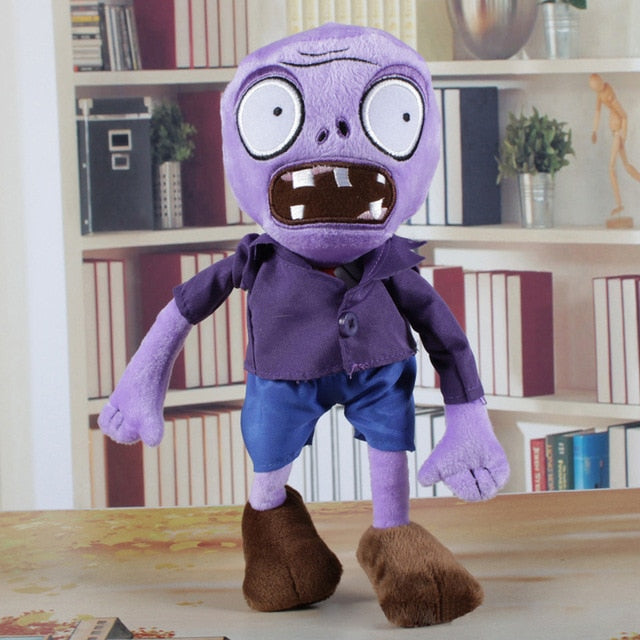Pelúcia - Zombies - Plants vs Zombies - Reino Geek