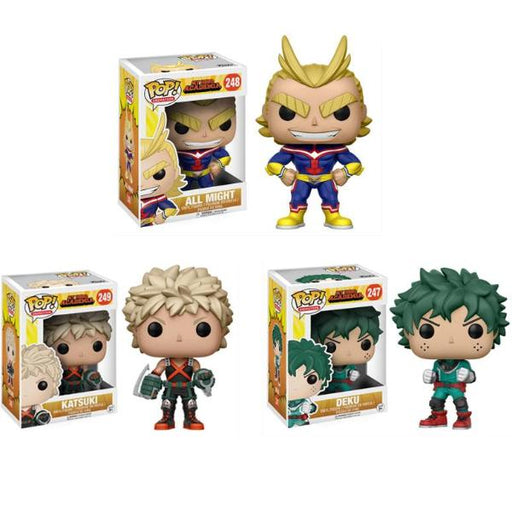 Funko Pop - Boku No Hero Academia - Reino Geek