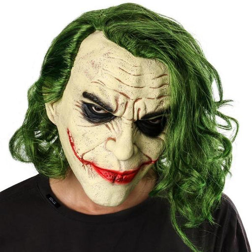 Cosplay - Máscara Coringa (Heath Ledger) - Reino Geek