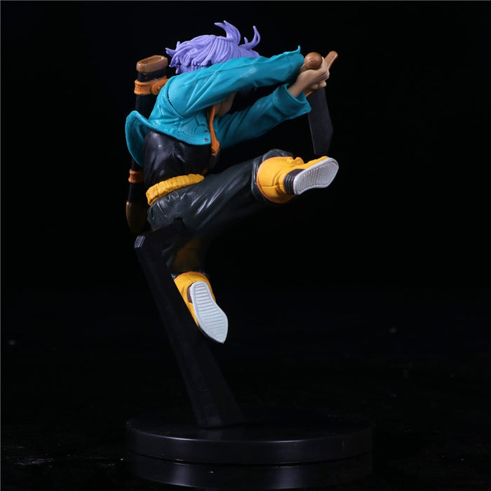 Action Figure - Dragon Ball Z - Trunks do Futuro