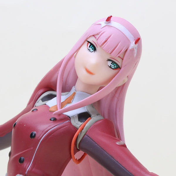 Action Figure - Darling in the Franxx - Zero Two
