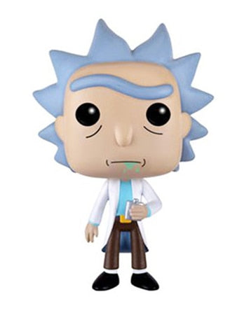 Funko POP - Rick and Morty