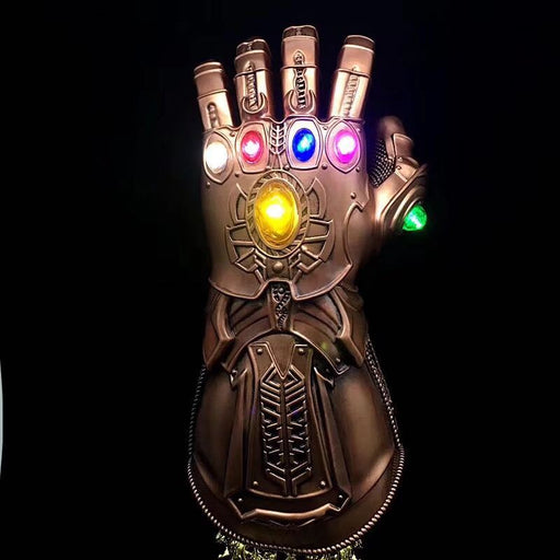 Manopla do infinito Thanos - Vingadores Marvel