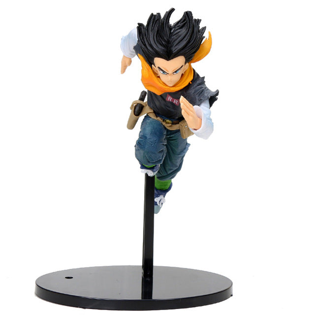 Action Figure - Dragon Ball Z - Androide 17