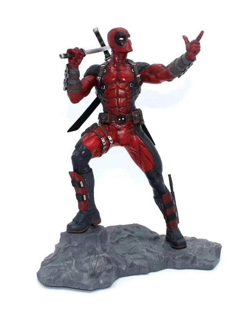 Action Figure - Personagens Marvel - Capitã Marvel, Iron Man, Deadpool, Loki, Spider-man, Thanos