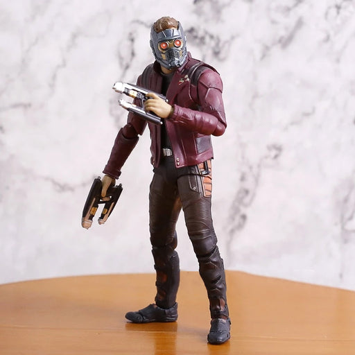 Action Figure - Guardiões das Galáxias - Star Lord