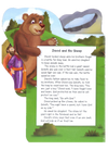 BIBLE TABBED BOARD BOOK-HEROES
