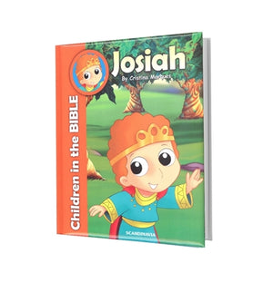 CHILDREN IN THE BIBLE-JOSIAH