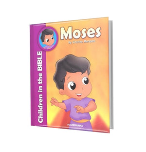 CHILDREN IN THE BIBLE-MOSES