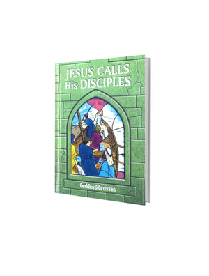 STORIES FROM THE BIBLE-JESUS CALLS HIS DISCIPLES