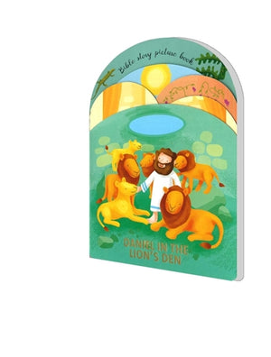 BIBLE STORY PICTURE BOOK-DANIEL IN THE LION'S DEN