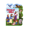 BIBLE TABBED BOARD BOOK-PARABLES