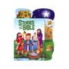 BIBLE TABBED BOARD BOOK-STORIES