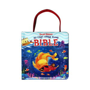 SMART BABIES MY FIRST CARRY ALONG BIBLE with LENTICULAR