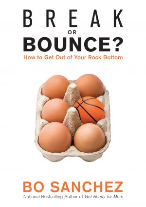 BREAK OR BOUNCE?