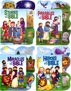 Bible Tabbed Board Books