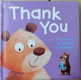 Manners Board Book: THANK YOU