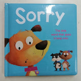 Manners Board Book: SORRY