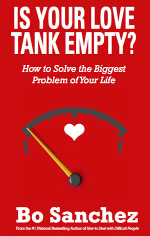 IS YOUR LOVE TANK EMPTY?