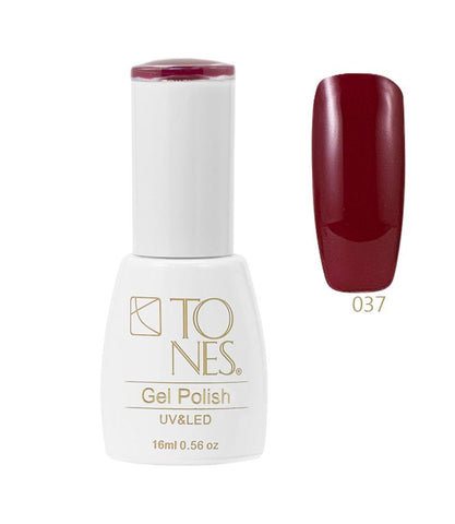 Gel Polish # 037/ 16 ml / 0.56 fl oz | Gel de Color # 037 / 16 ml / 0.56 fl oz