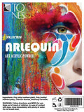 Acrylic Art Powder Collection: Arlequin | Colección de Polvos para Arte: Arlequin - Tones - 2