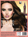Acrylic Art Powder Collection: Back to London | Colección de Polvos para Arte: Back to London