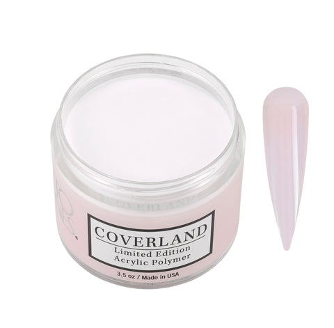 "Coverland Limited Edition Acrylic Powder 3.5 ""Girly Girl"" 
