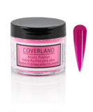 "Coverland Acrylic Powder 1.5 oz ""Hot Pink"" 