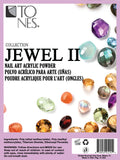 Acrylic Art Powder Collection: Jewel II | Colección de Polvos para Arte: Jewel II