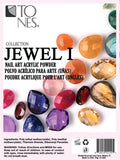 Acrylic Art Powder Collection: Jewel I | Colección de Polvos para Arte: Jewel I