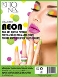 Acrylic Art Powder Collection: Neon | Colección de Polvos para Arte: Neon