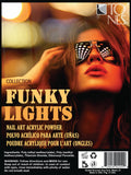 Acrylic Art Powder Collection: Funky Lights | Colección de Polvos para Arte: Funky Lights