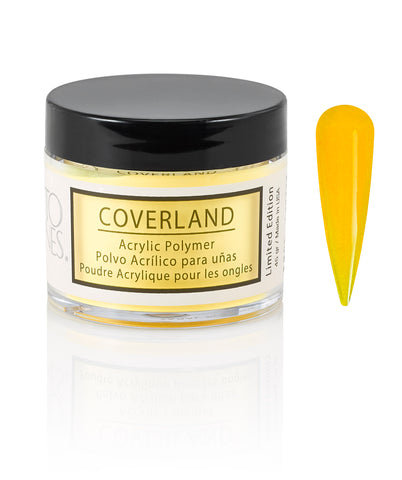"Coverland Acrylic Powder 1.5 oz ""Sunflower"" 