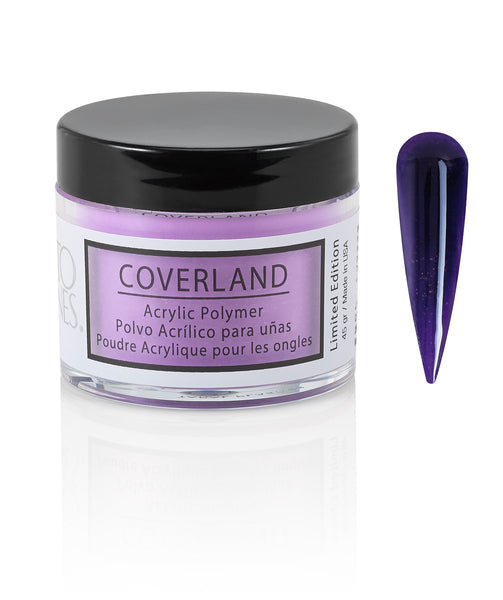 "Coverland Acrylic Powder 1.5 oz ""Wicked"" 