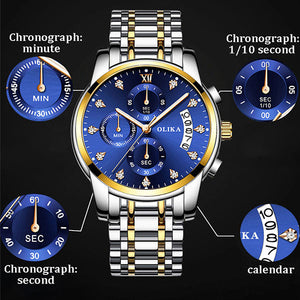 Men Brand Luxury Watches