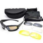 Polarized Tactical Sunglasses