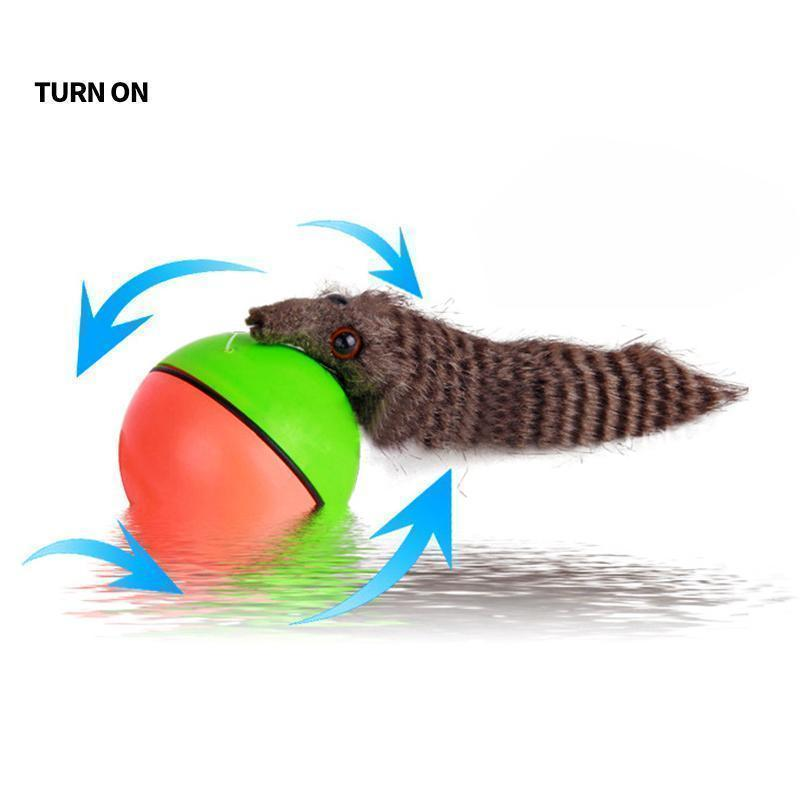 Weasel Ball For Pets(50% OFF)