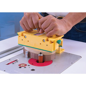 Showbeauty6 ™ A Must-Have for Any Table Saw - 3D Pushblock