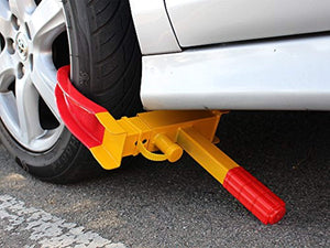 🔥Hot Sale!🔥 Wheel Lock Clamp Boot Car Anti-theft