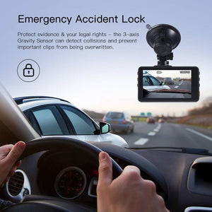 🔥SO HOT🔥Aukey 4K UHD Car Driving Recorder Camera