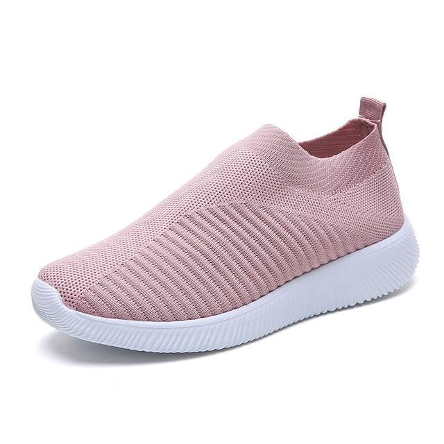 Lightweight lazy sneakers - bootsify